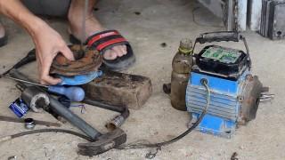 Tìm hiểu cách thay bạc đạn máy bơm nước khi gặp vấn đề